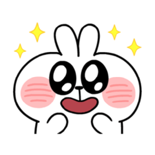 Spoiled Rabbit You-4 - Sticker 15