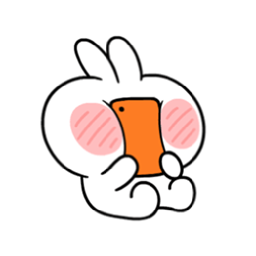 Spoiled Rabbit You-4 - Sticker 14