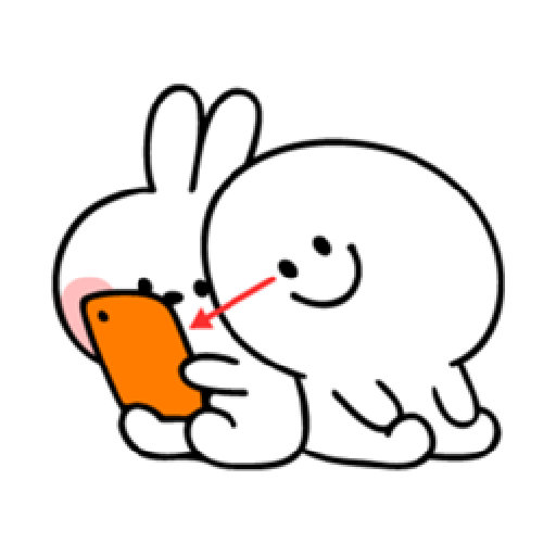 Spoiled Rabbit You-4 - Sticker 2