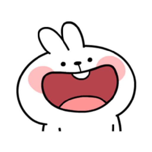Spoiled Rabbit You-4 - Sticker 10