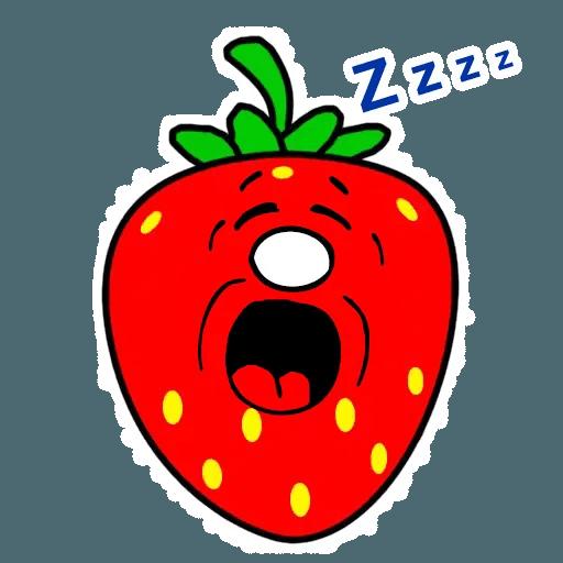 Fresas - Sticker 8