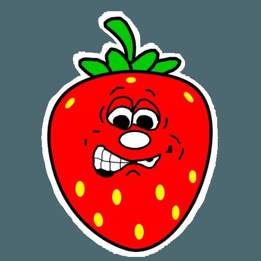 Fresas - Sticker 5