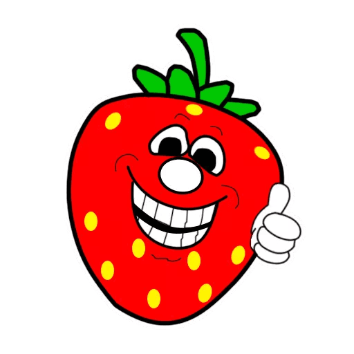 Fresas - Sticker 4