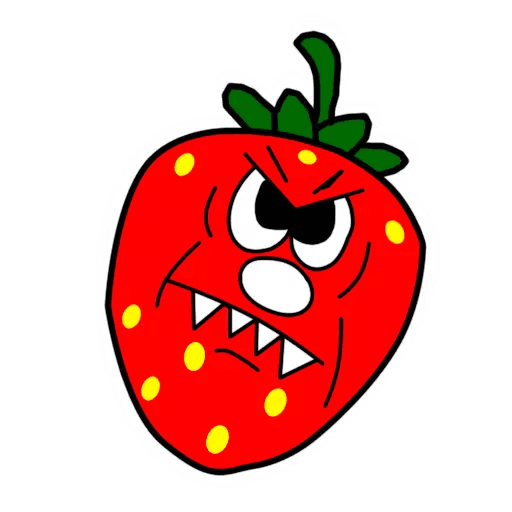 Fresas - Sticker 6