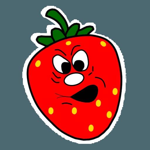 Fresas - Sticker 9