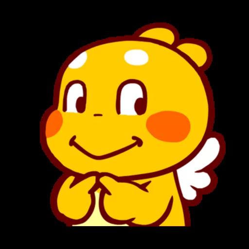QooBee 1 - Tray Sticker