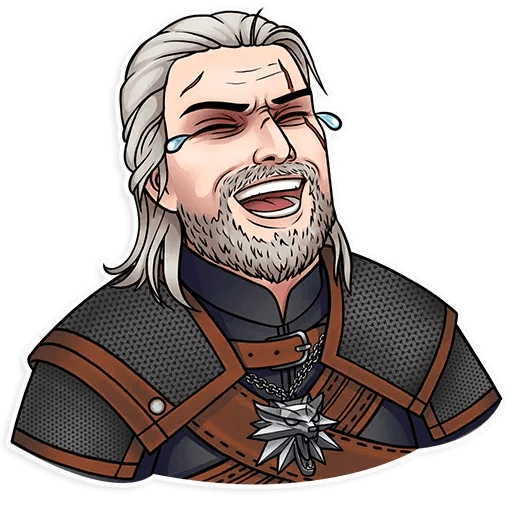 Witcher - Sticker 2