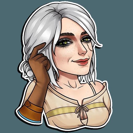 Witcher - Sticker 8