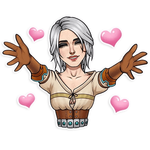 Witcher - Sticker 1