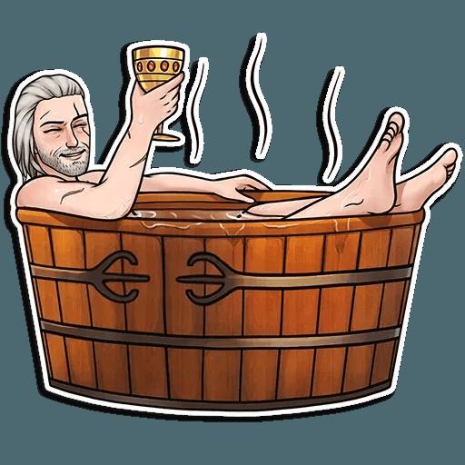 Witcher - Sticker 21