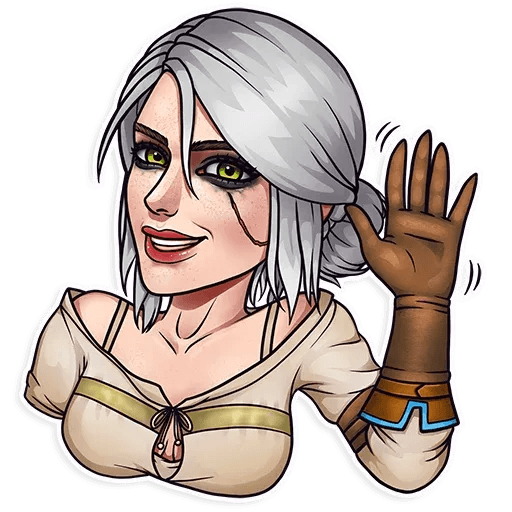Witcher - Sticker 5