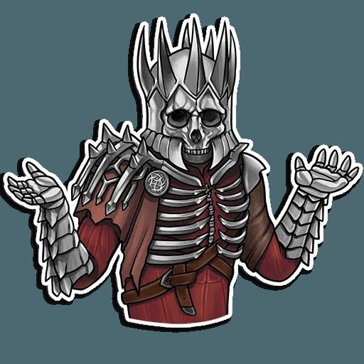 Witcher - Sticker 17