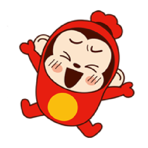Sausage Monkey! Lovely Cocomong 2 - Sticker 20