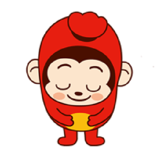 Sausage Monkey! Lovely Cocomong 2 - Sticker 15