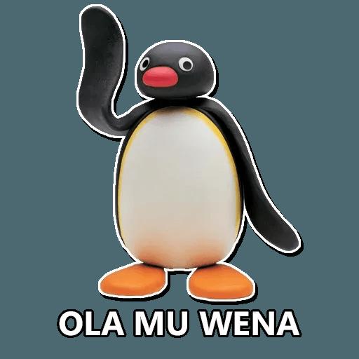 Pingu en Español - Sticker 18