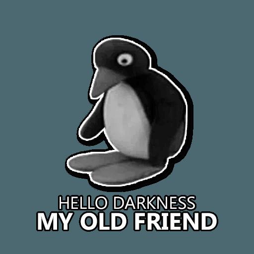 Pingu en Español - Sticker 24