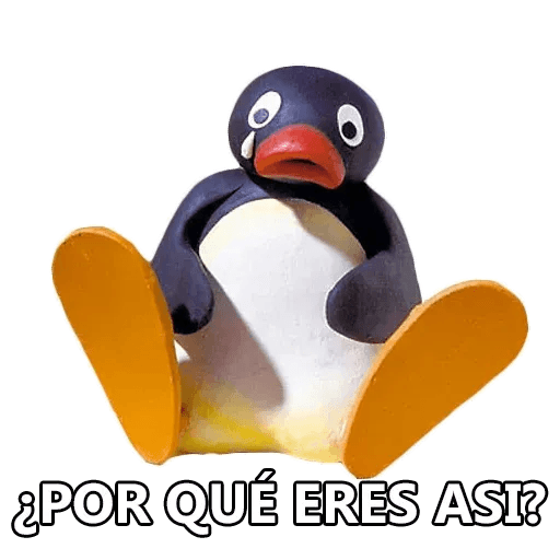 Pingu en Español - Sticker 19