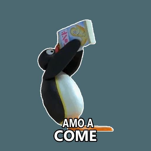 Pingu en Español - Sticker 12