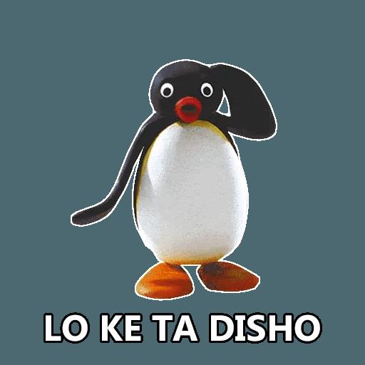 Pingu en Español - Sticker 17