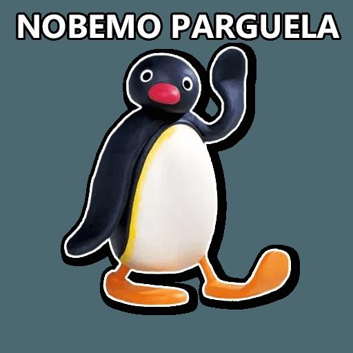 Pingu en Español - Sticker 9