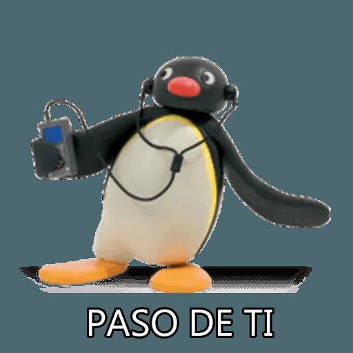 Pingu en Español - Sticker 7