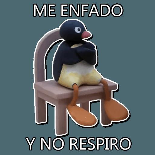 Pingu en Español - Sticker 6