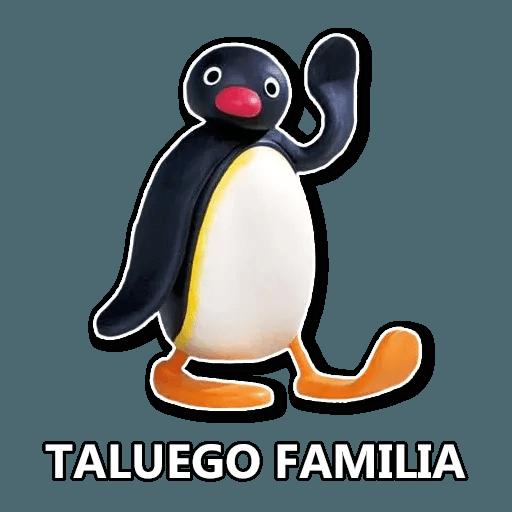 Pingu en Español - Sticker 21