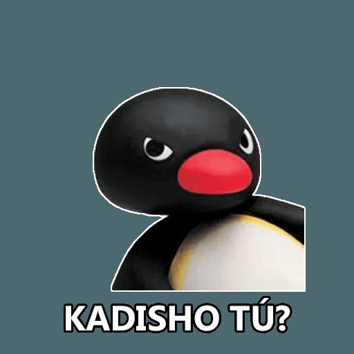 Pingu en Español - Sticker 16