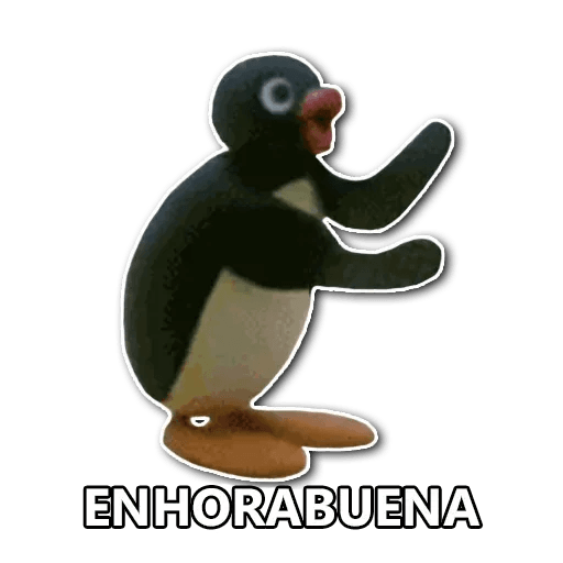 Pingu en Español - Sticker 14