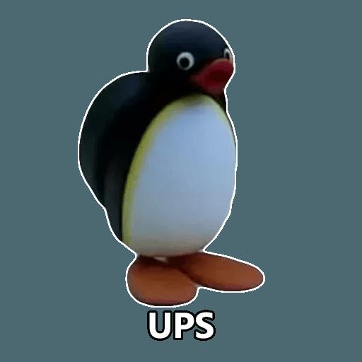 Pingu en Español - Sticker 22