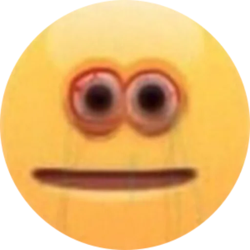 Fucking emojis - Tray Sticker