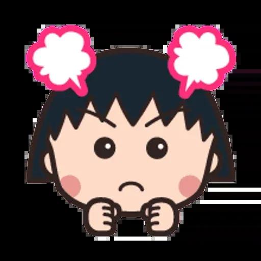 小丸子II - Sticker 15