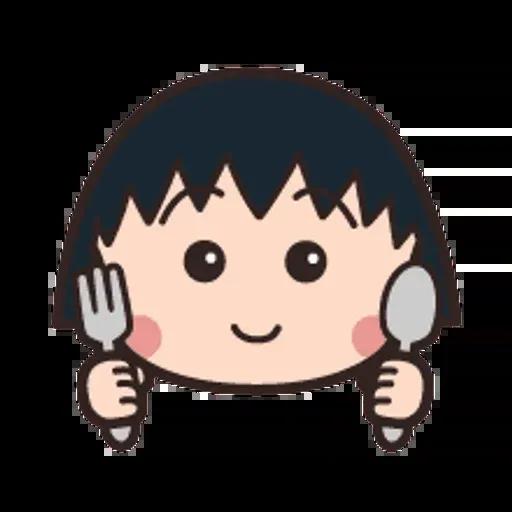 小丸子II - Sticker 14