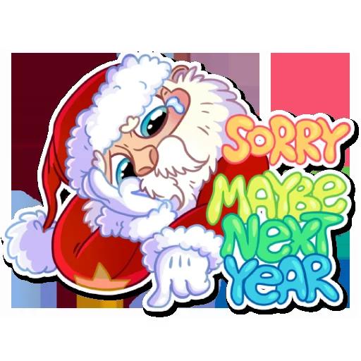 Santa - Sticker 21