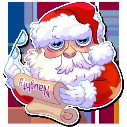 Santa - Sticker 16