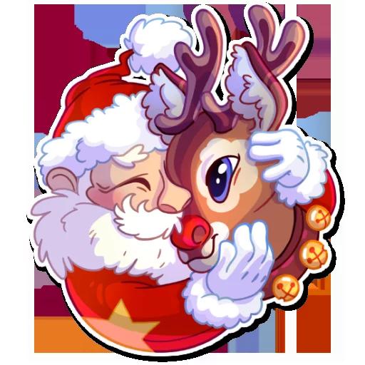 Santa - Sticker 14