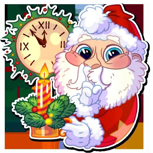 Santa - Sticker 20