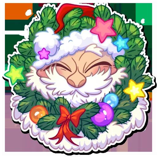 Santa - Sticker 7
