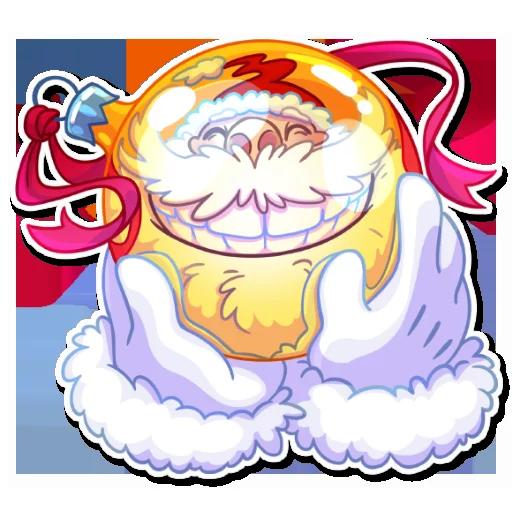 Santa - Sticker 11