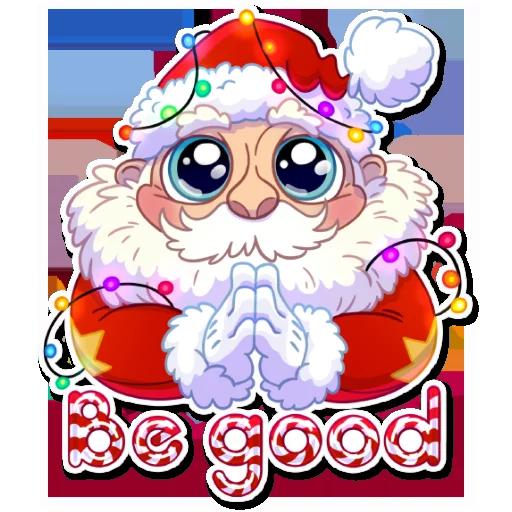 Santa - Sticker 8
