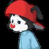 Animaniacs - Tray Sticker