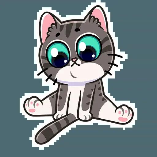 Catzy - Sticker 11