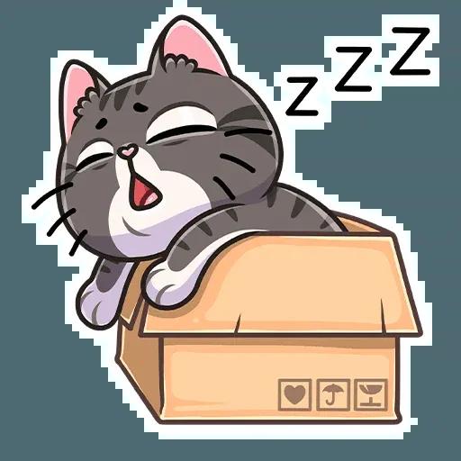 Catzy - Sticker 9