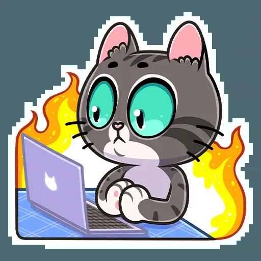 Catzy - Sticker 6