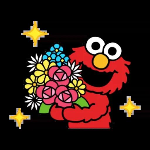 芝麻 - Sticker 22