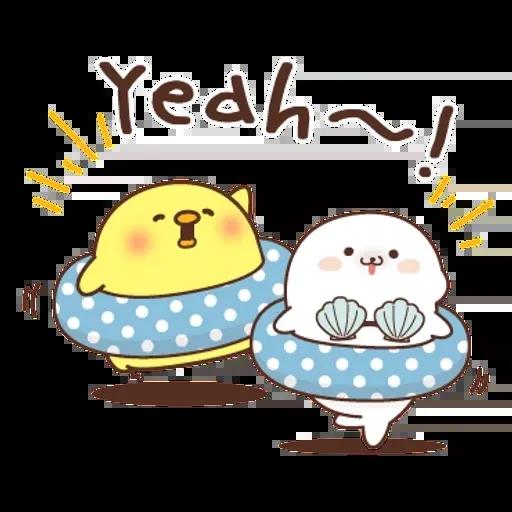 Chick - Sticker 16