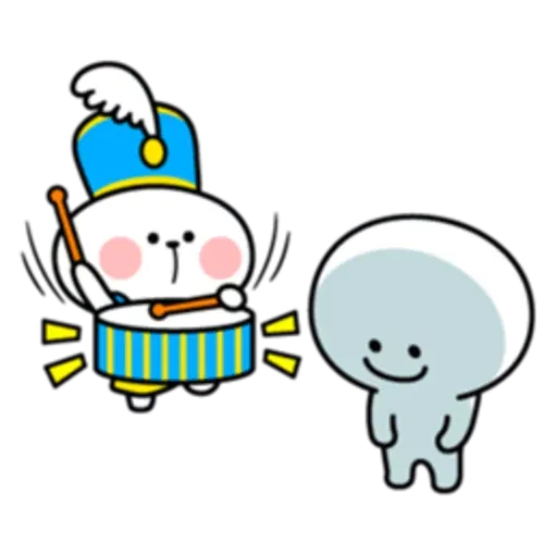 Spoiled rabbit 互相攻擊版 - Sticker 27