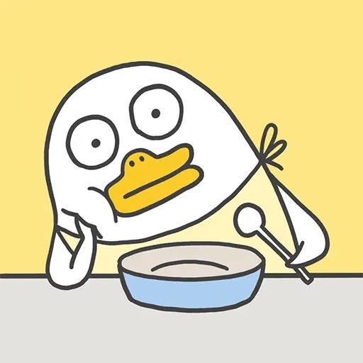 Duck - Sticker 5
