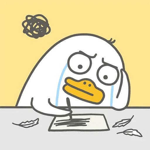 Duck - Sticker 19