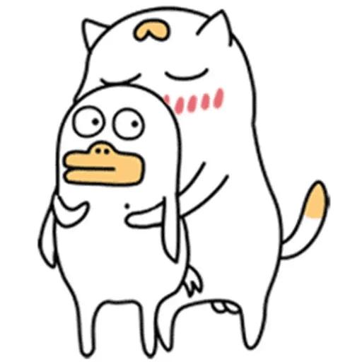 Duck - Sticker 14